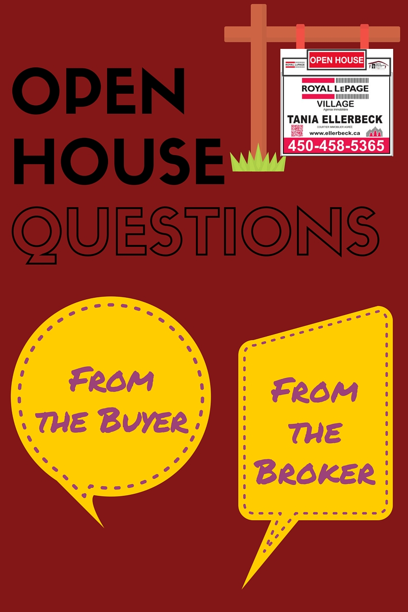 Questions to Ask at Open Houses