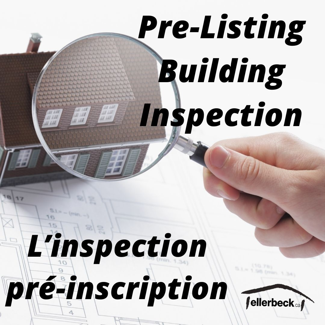 Pre-Listing Building Inspection
