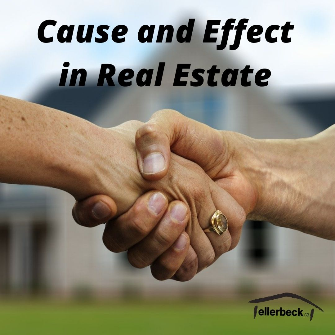 Cause and Effect in Real Estate
